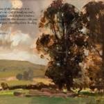Berkshire elms Seago/ quotation 13 (Lawrence)
