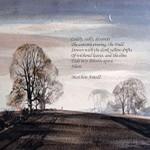 Crescent moon/ quotation 9 (Matthew Arnold)